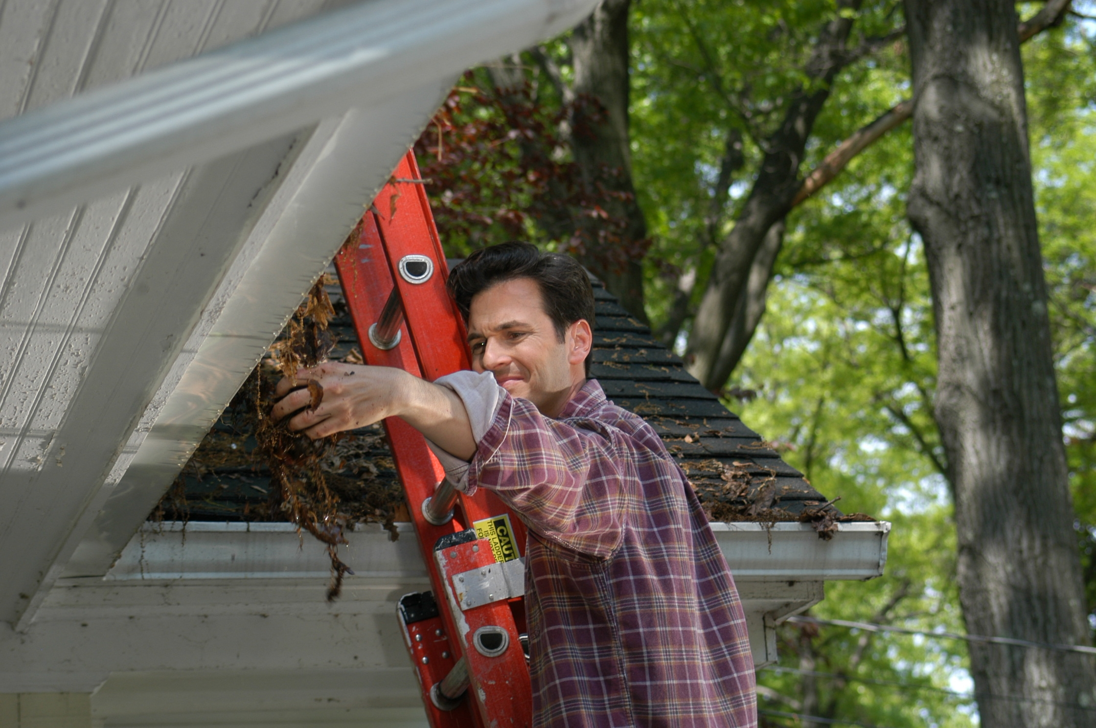 What S Worse For Gutters Spring Debris Or Fall Leaves